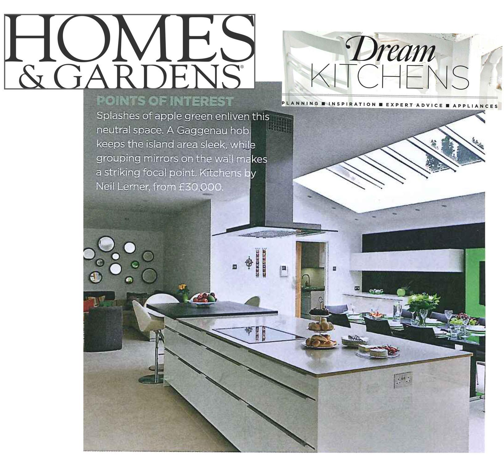 New Modern Kitchens At Neil Lerner: Neil Lerner Designs