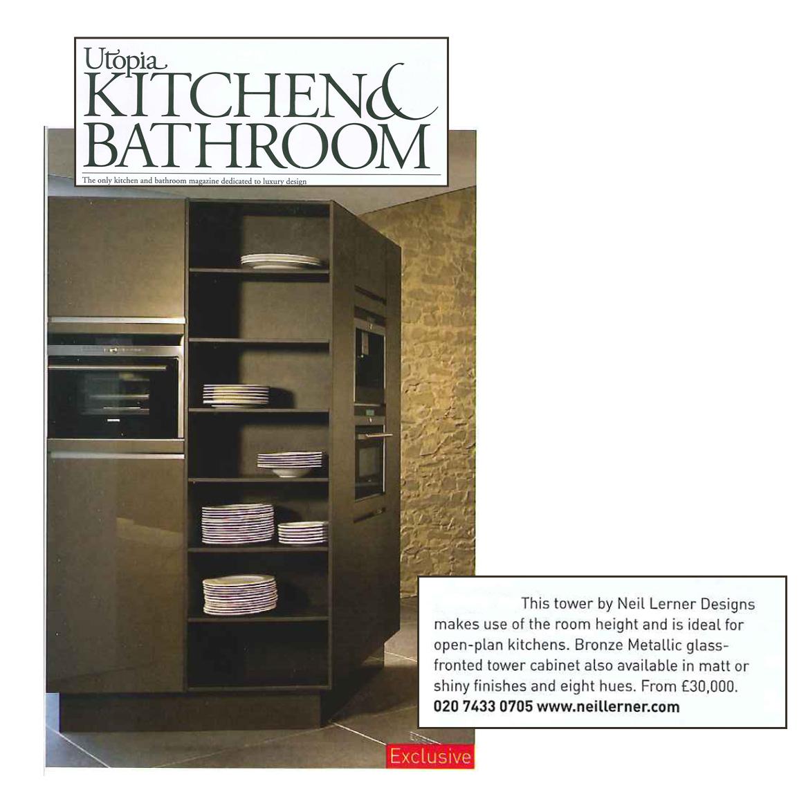 New Modern Kitchens At Neil Lerner: Neil Lerner Kitchen Designs