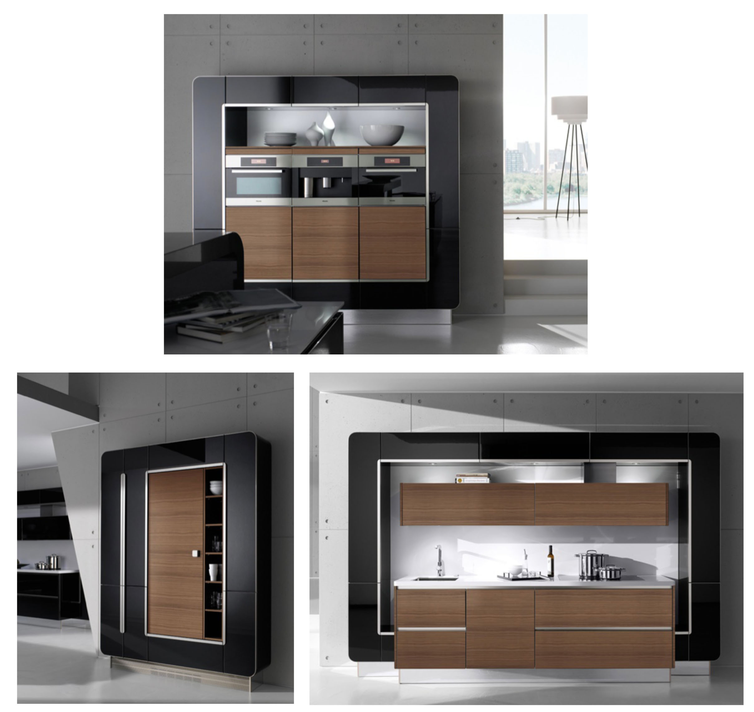 New Modern Kitchens At Neil Lerner: Get More With MODULAR!