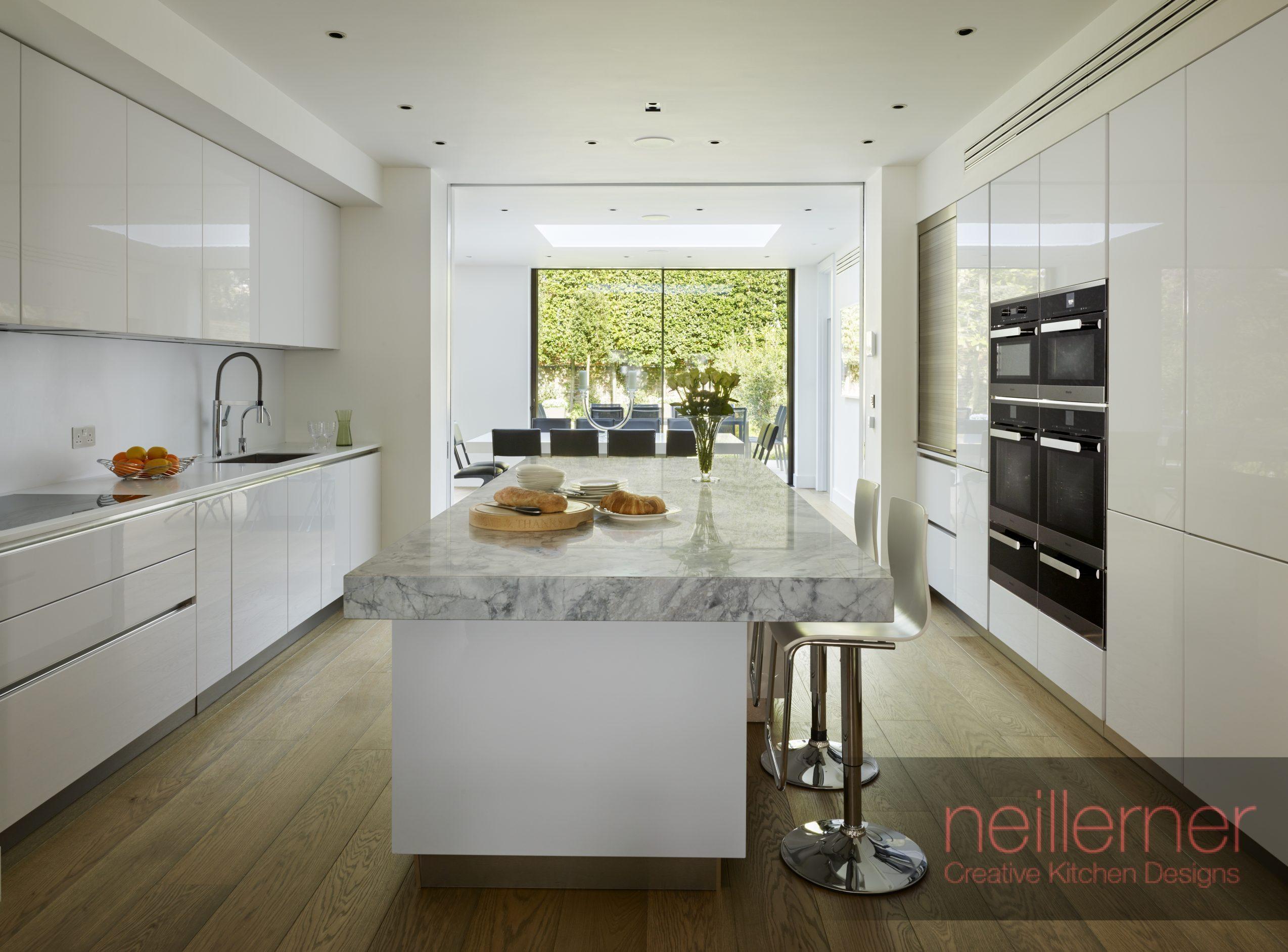 Recent kitchens by neillerner neil lerner designs for Kitchen ideas st johns woking