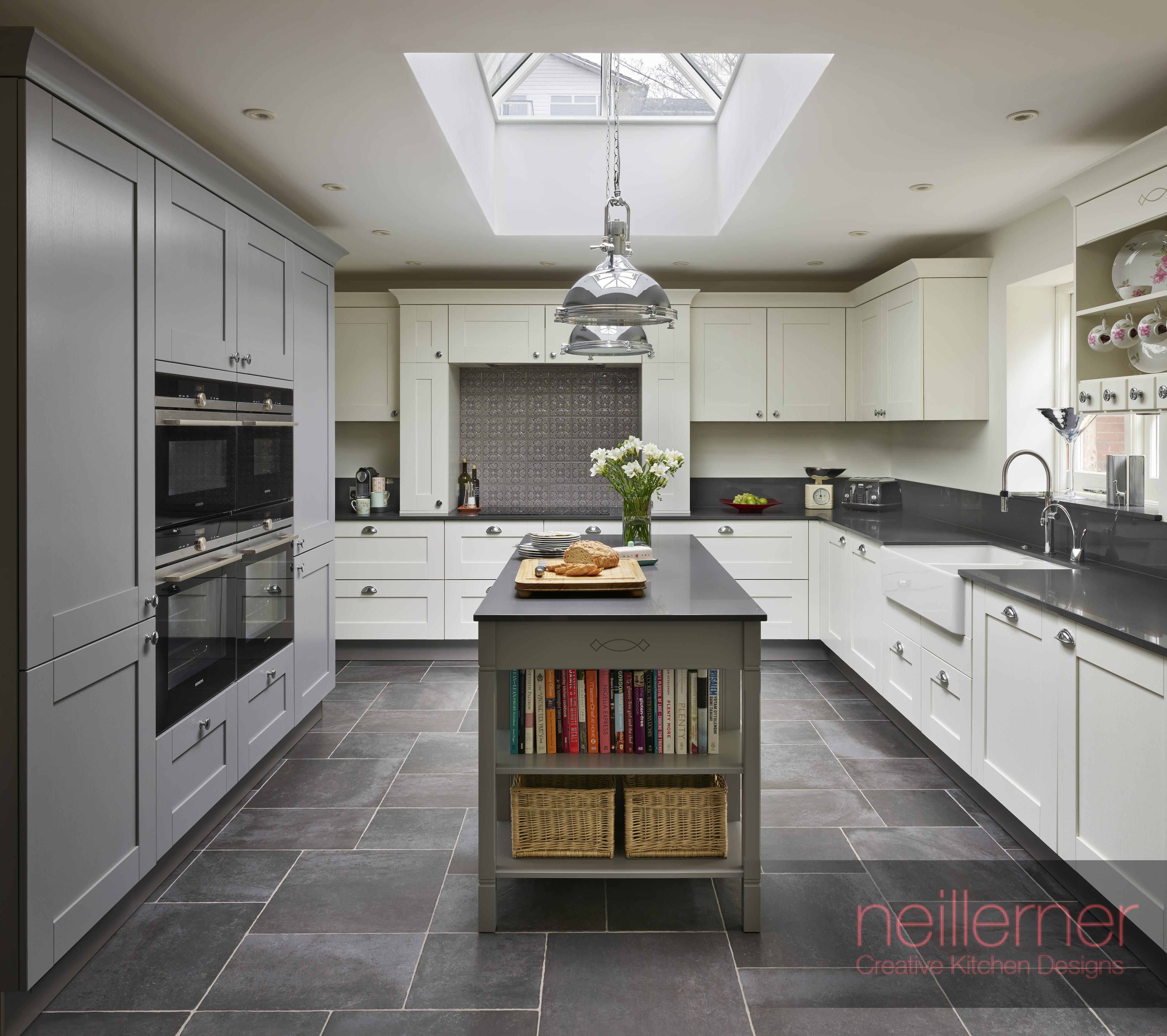 New Modern Kitchens At Neil Lerner: Bespoke Traditional Kitchen Designs London
