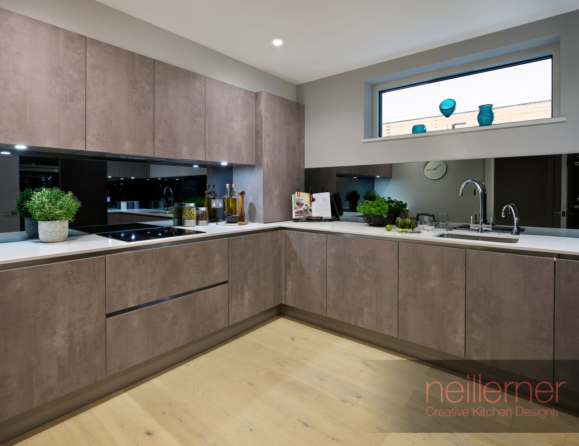 Contract Kitchen Developments - Neil Lerner Designs