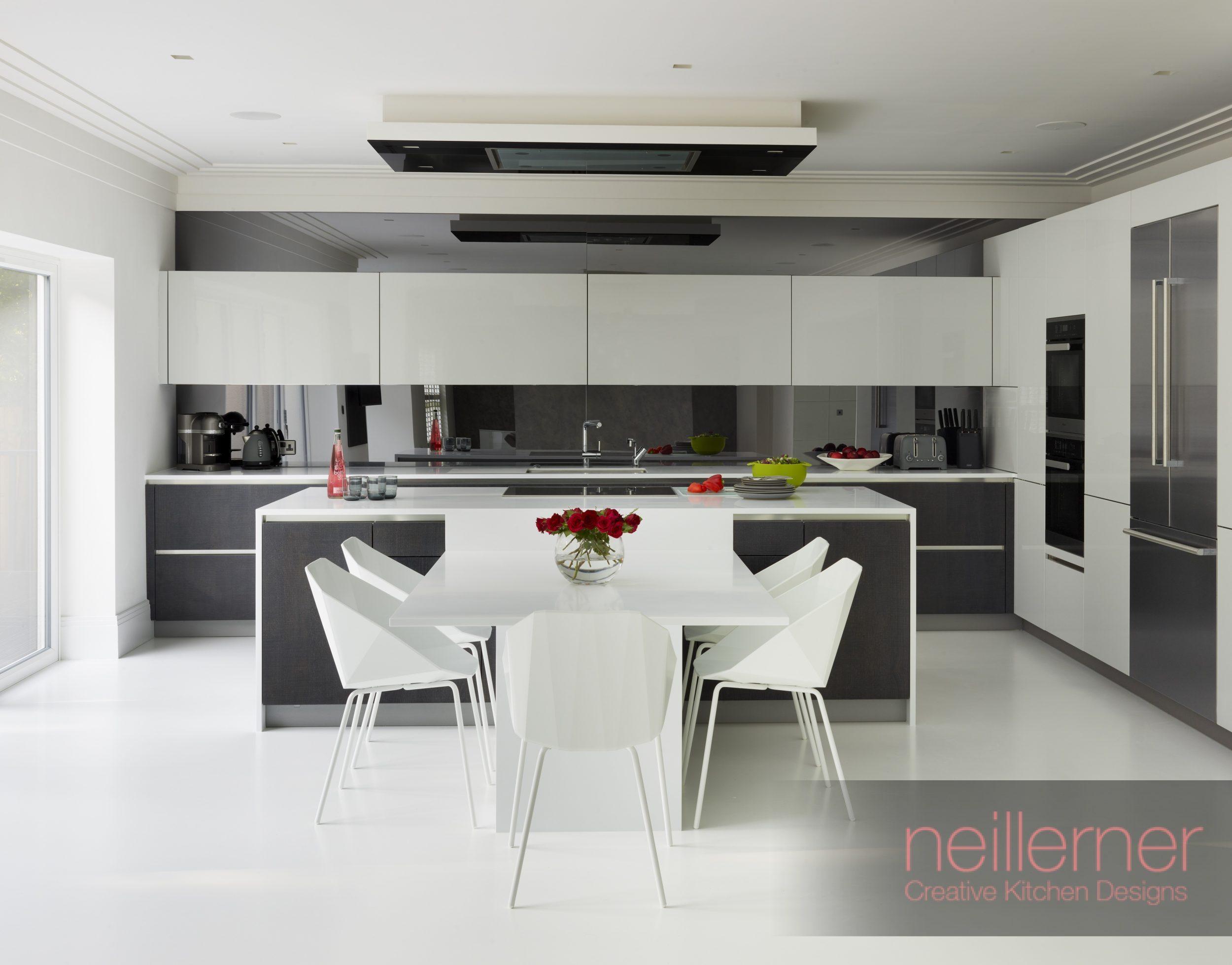 Dream Kitchens Clutter Free Family Kitchens Neil Lerner - Family-kitchen-design