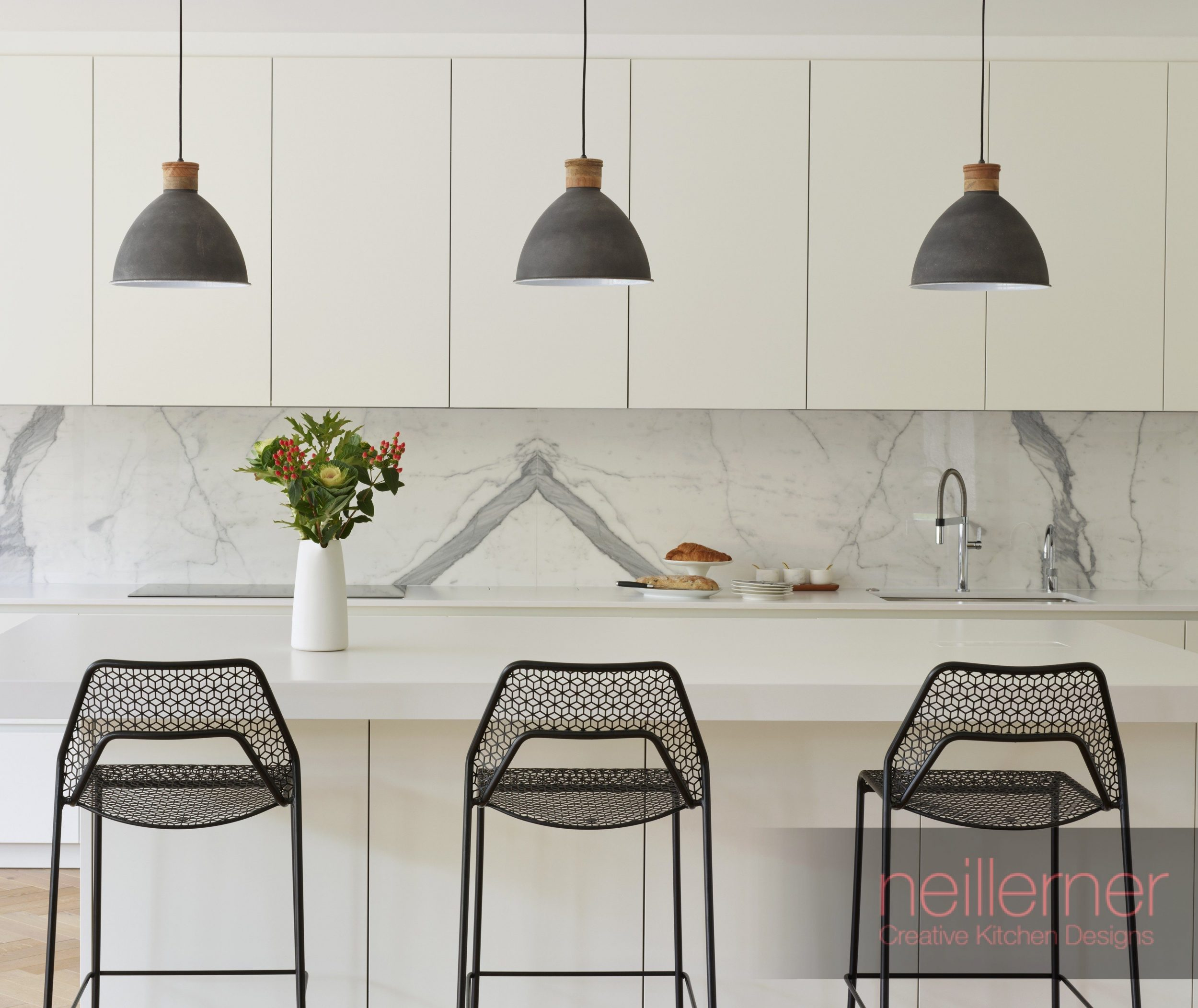 New Modern Kitchens At Neil Lerner: Luxury Fitted Kitchen Designs Park Royal, London