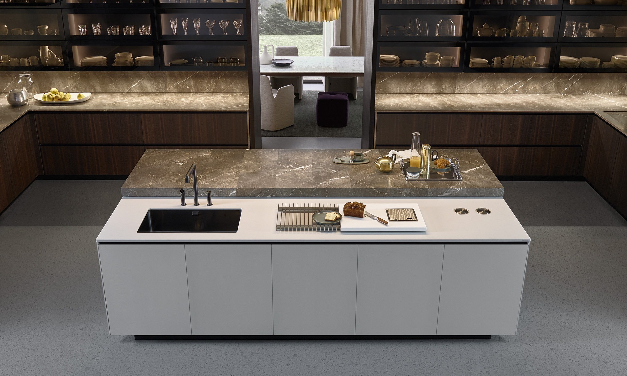 Poliform Kitchen Design. Parking is free for an hour between 9am and 4pm weekdays  We are also open Saturdays by appointment JUST ARRIVED New Bespoke Collections the Day
