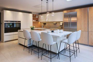 HGS kitchen by Neil Lerner