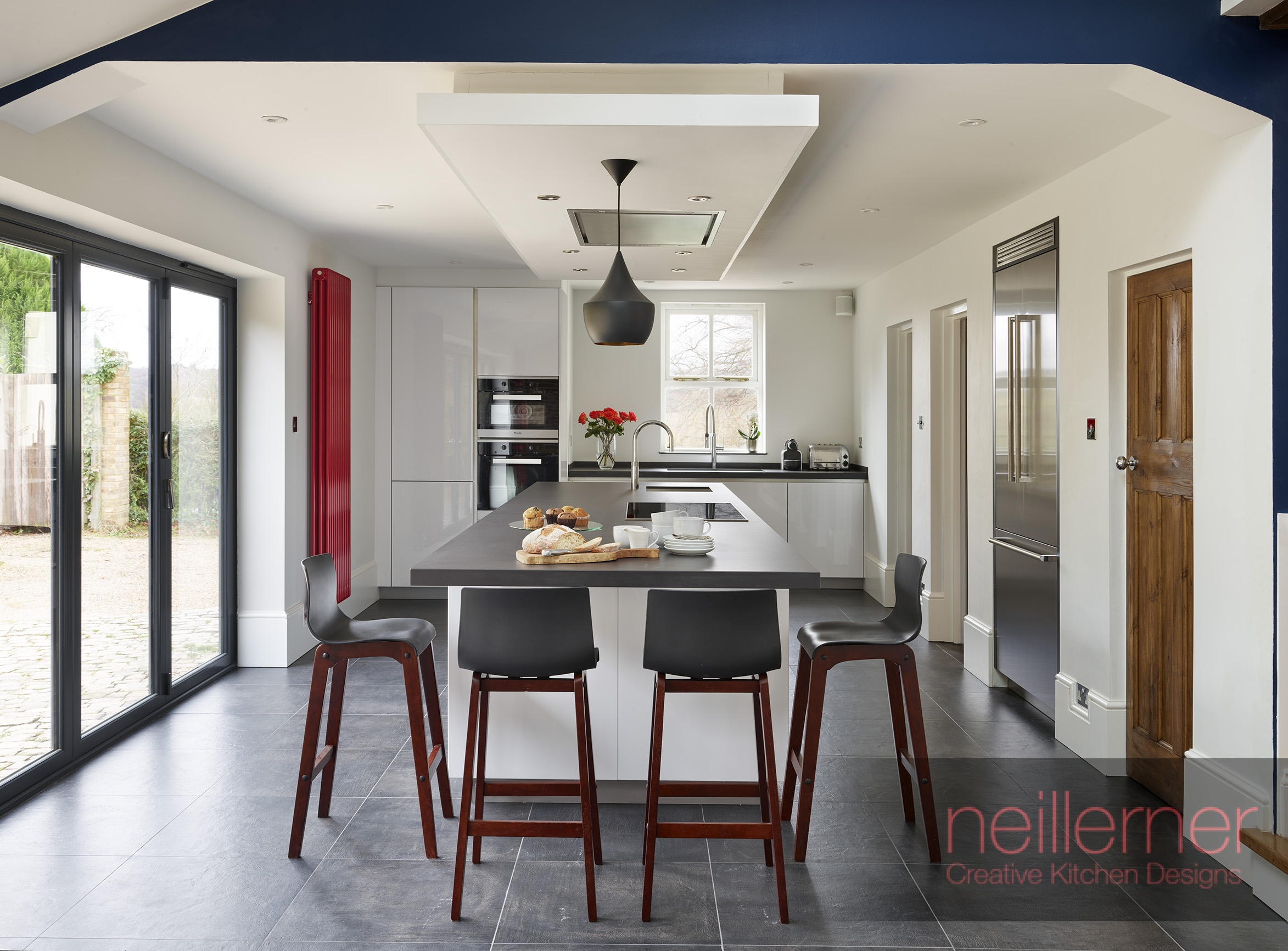 How do you replan your kitchen?